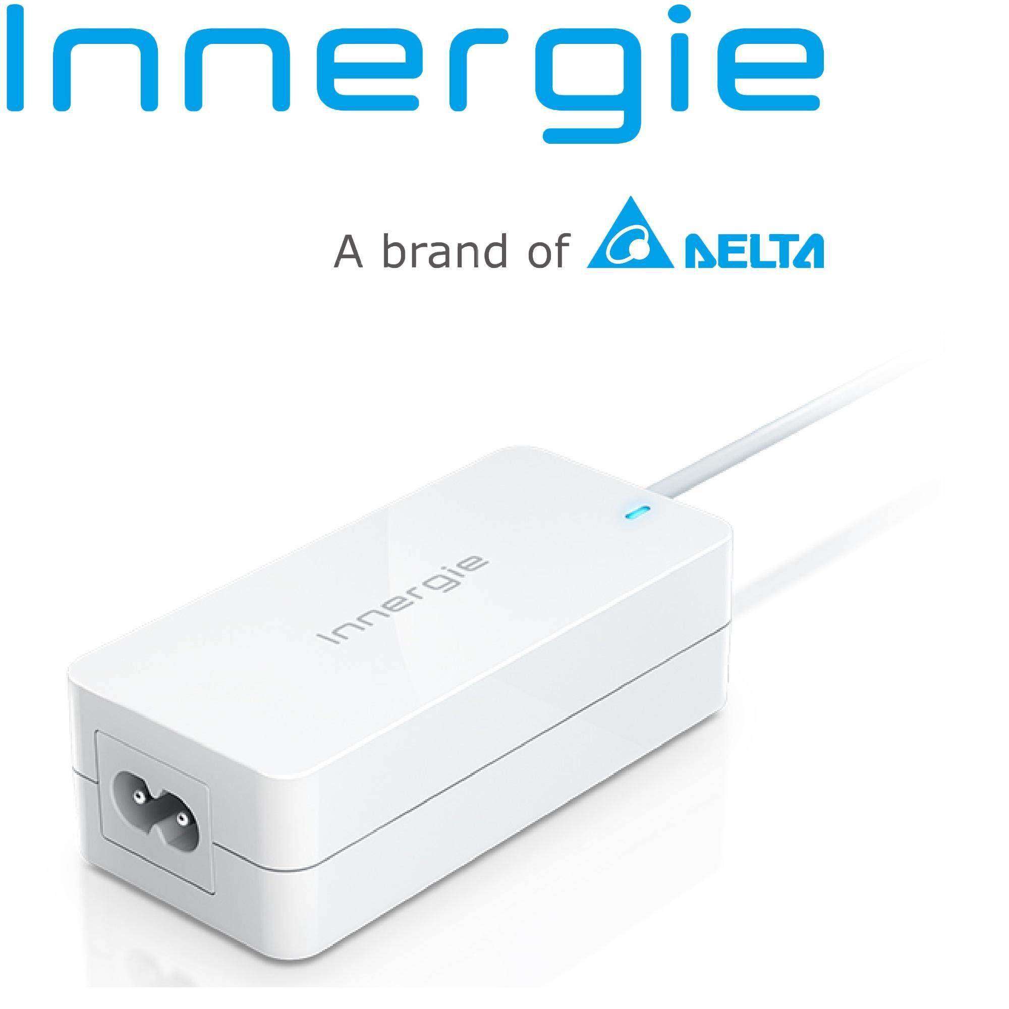 PowerGear 65W Universal Laptop Adapter (UK PLUG) - WHITE COLOR