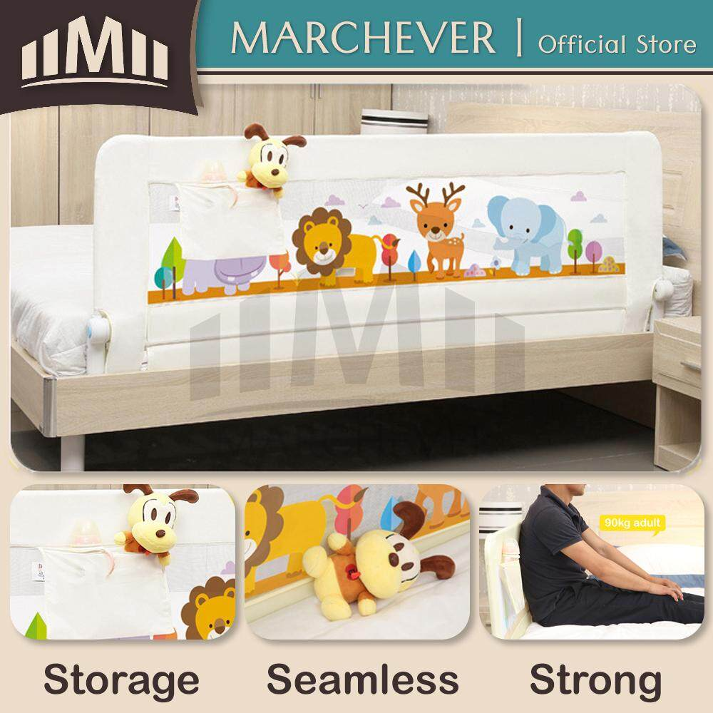 Baby Safety Bed Guard Bed Rail Anti-fall Bed Fence Bed Gate Bed Guard 150cm