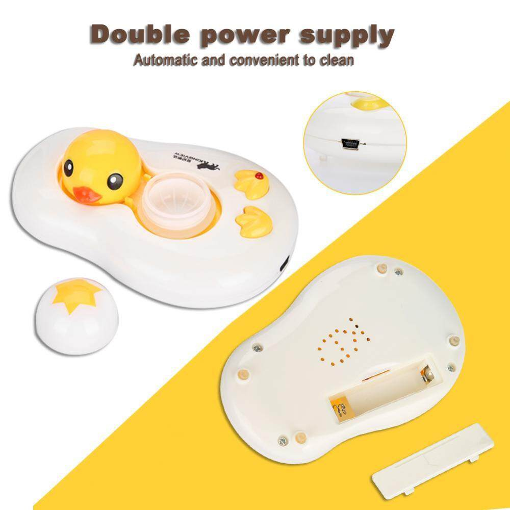 Ultrasonic Electric Contact Lens Cleaner Contact Lens Washer USB / Battery Power Supply