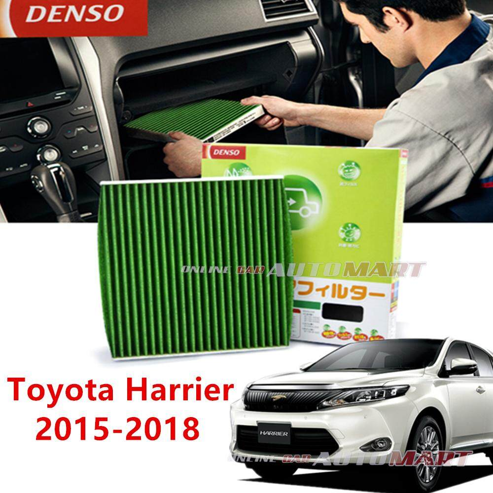 Denso Cabin Air Filters Air Conditioner Filter Dcc 1009 For Toyota Harrier Yr 2015 2018