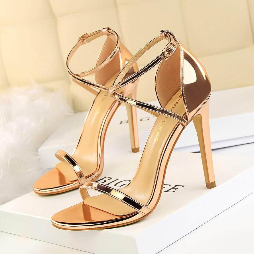 3cff1300ea29c Buy Top Heeled Sandals | Women Shoes | Lazada.sg