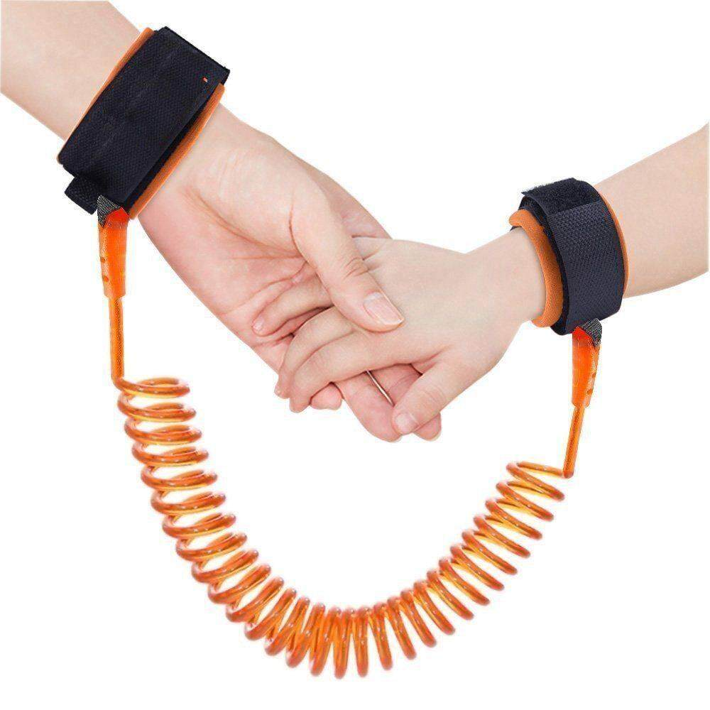 Anti-Lost Child Wrist Link Safety Harness Strap Rope Leash Walking Hand Belt Harness Link