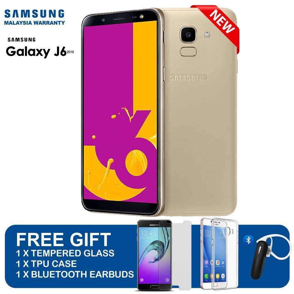 Features Samsung Galaxy J6 2018 32gb Ram 3gb Warranty By Samsung
