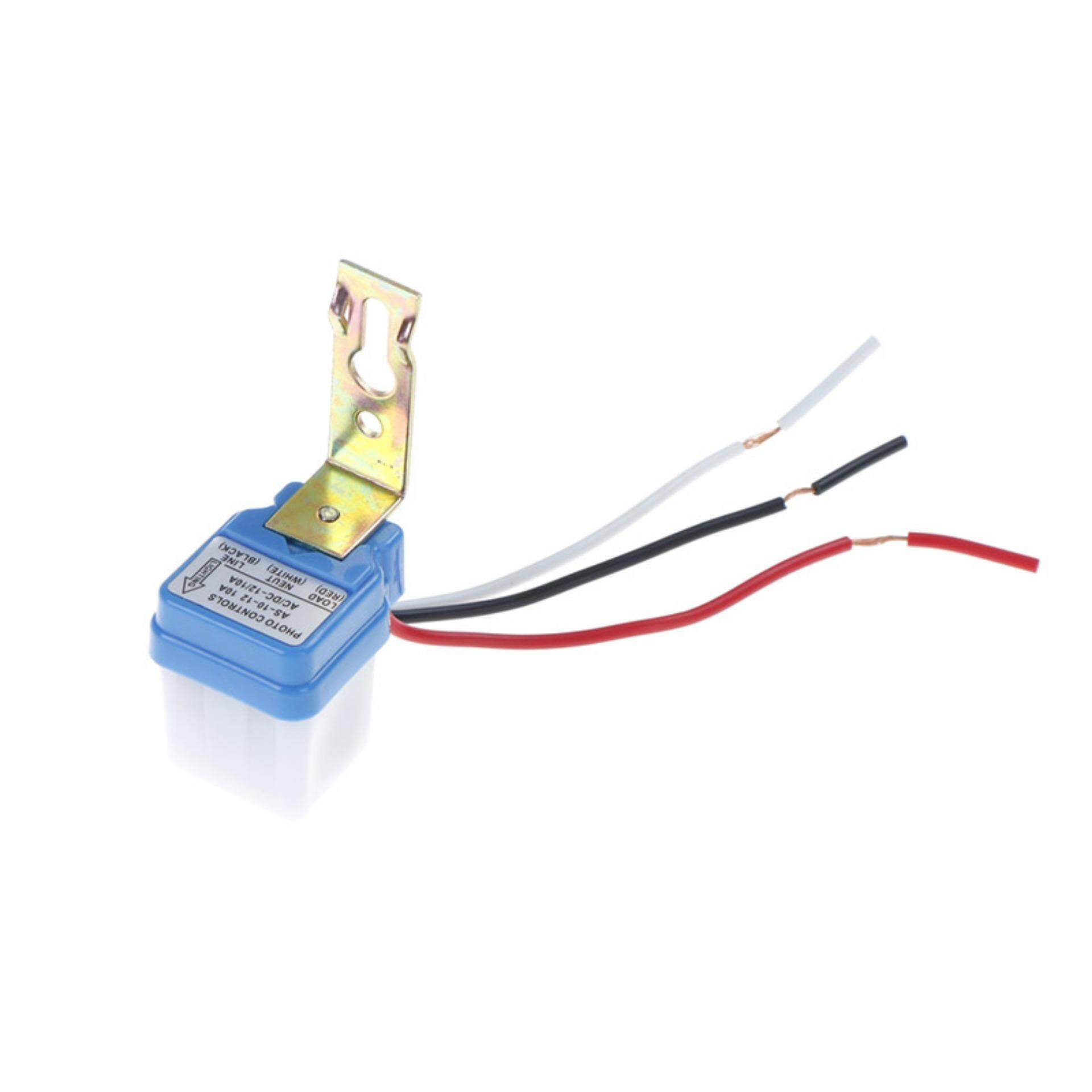 เปิดปิดอัตโนมัติสวิตช์ไฟถนนตัวควบคุมภาพ Sensor สำหรับ Ac 12 โวลต์ 10a 50-60 เฮิร์ต By Variety Grace.