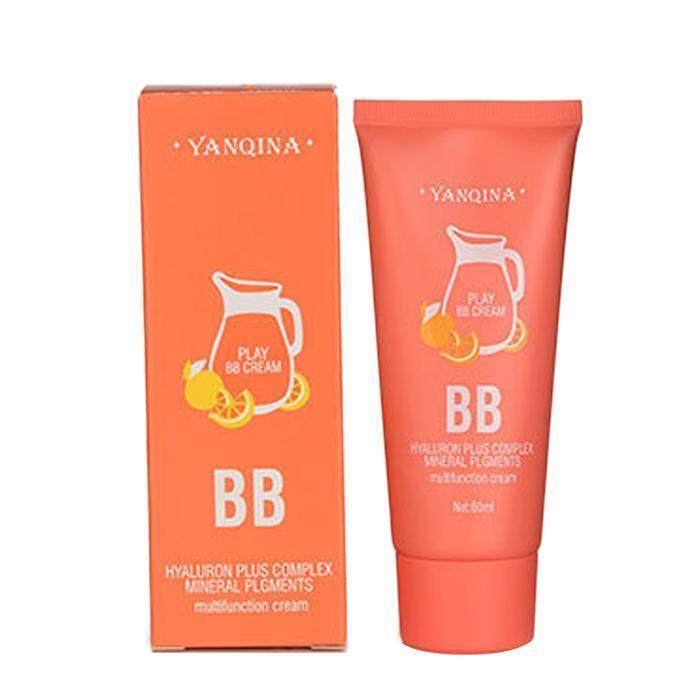 Cyber Pelembap Harian Minyak Kontrol Kosmetik Bb Cream Riasan Wajah Concealer Base-Intl