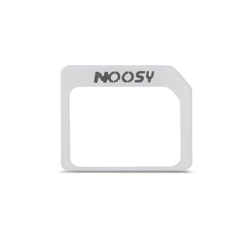 Detail Gambar NOOSY 3 in 1 Nano SIM to Micro SIM / Standard SIM Card Adaptor Terbaru