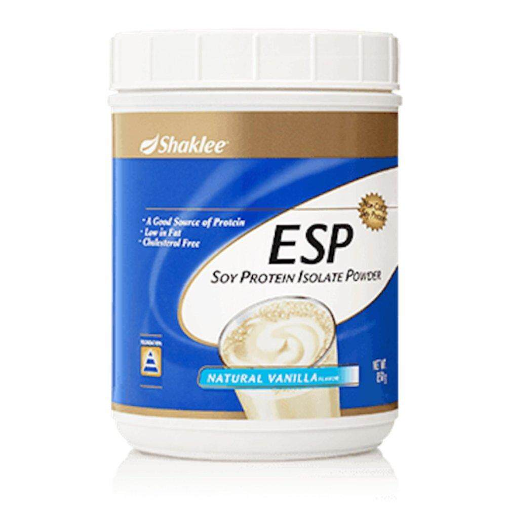 shaklee esp mixed soy protein isolate powder (original)
