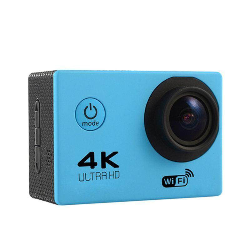 Mini F60 Ultra Full HD 4K WiFi 1080P 2'' Action Camera DV Sport Cam Camcorder LCD 170° Lens Waterproof Multi-color