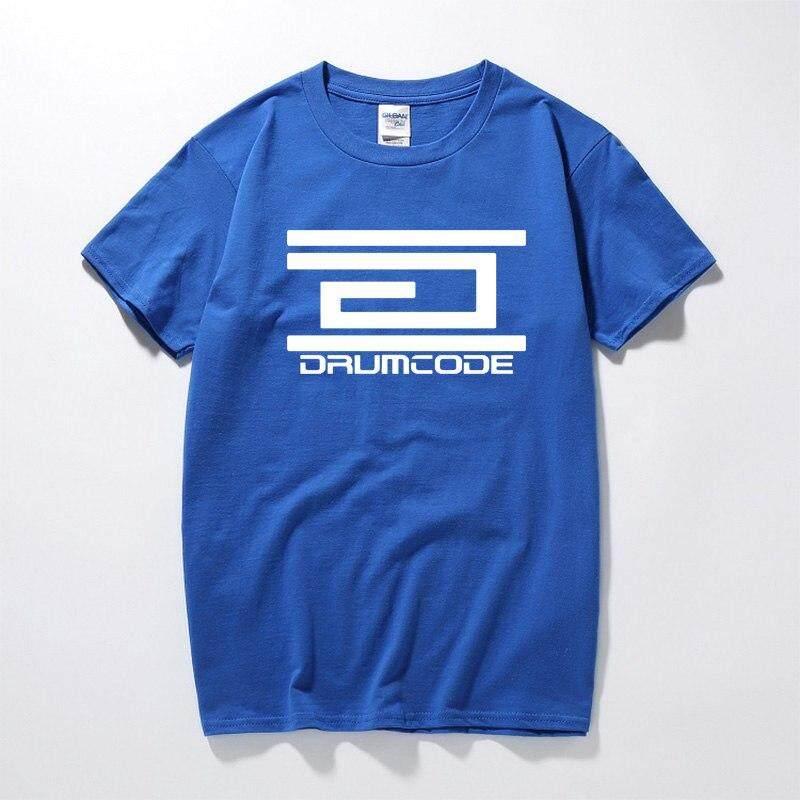 DIY Musim Panas T Shirt Drumcode Catatan Adam Beyer, Swedia Techno, Slam, Joey Beltram, maceo Plex O Leher Kemeja Ukuran Plus T-shirt