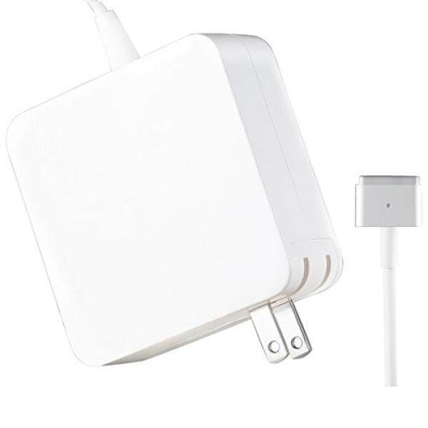 Pengisi Daya Tablet & Aksesori Adaptor Macbook Pro Charger-Hontaseng 60 W Penggantian MagSafe 2 Power Adapter Magnetik T-Tip untuk apple MacBook Pro 13-Tampilan Retina Inci-Setelah Akhir 2012 T Tip) -Intl