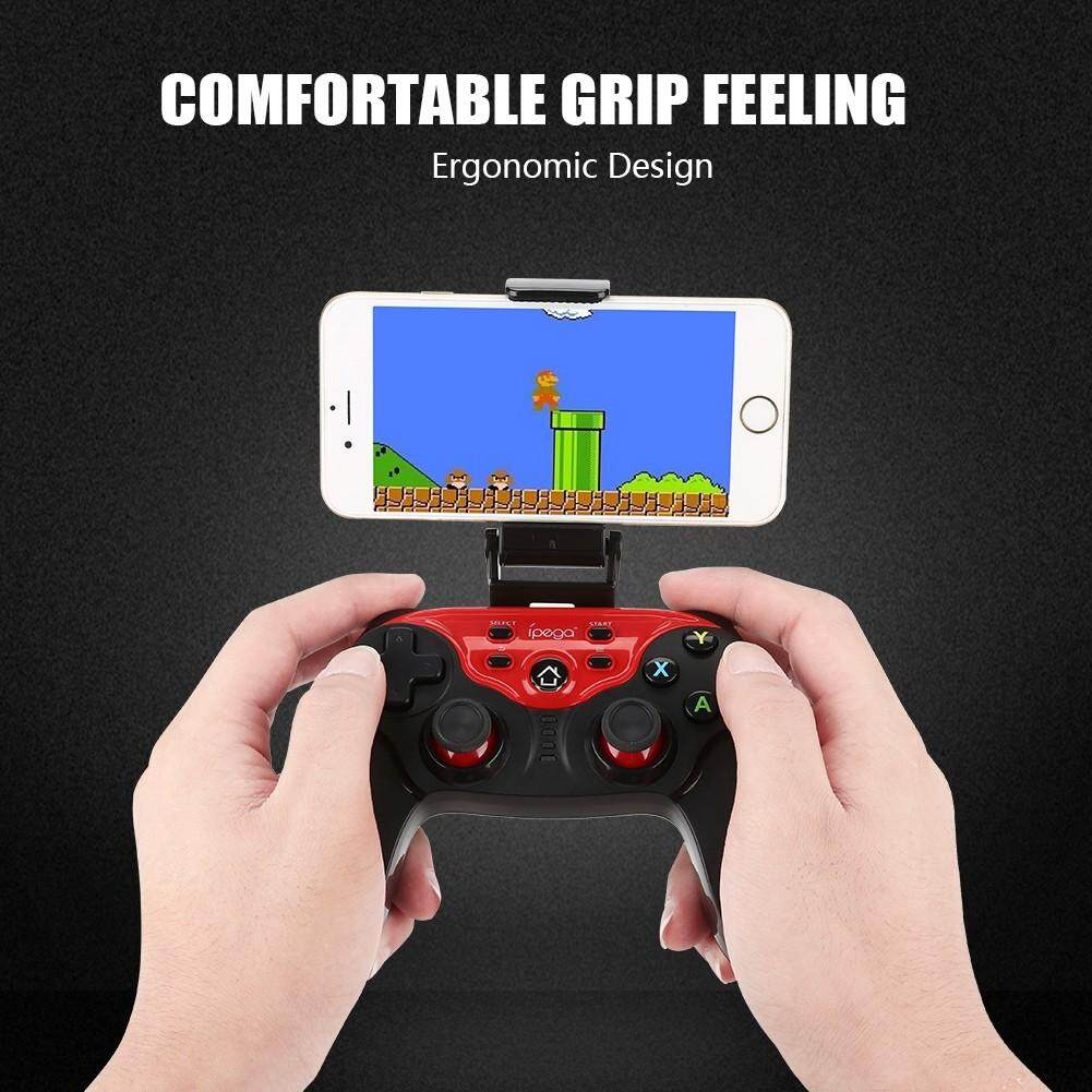 Advanced Controllers - Phone Holder Bluetooth Game Controller Fast Response Bluetooth Gamepad
