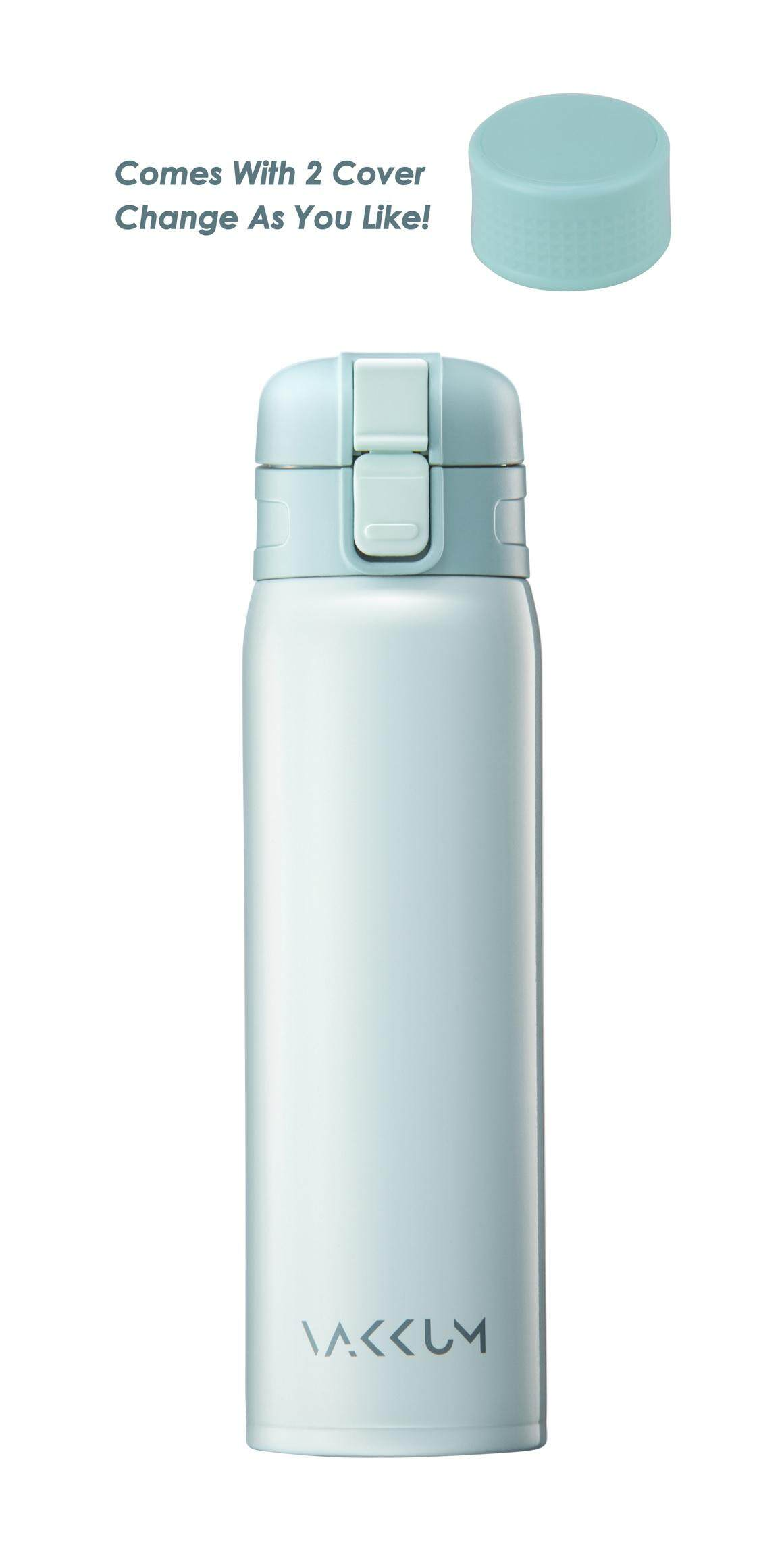 [LIVE] [OASIS SWISS] ANTI-BACTERIAL VAKKUM MADEL FLASK 500ml DOUBLE WALL S.S. BLUE