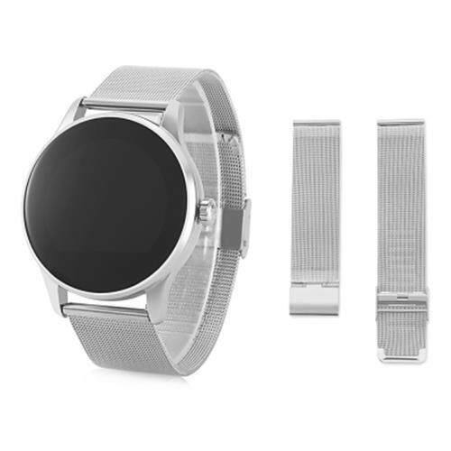STAINLESS STEEL NET BAND FOR K88H SMART WATCH (SILVER)