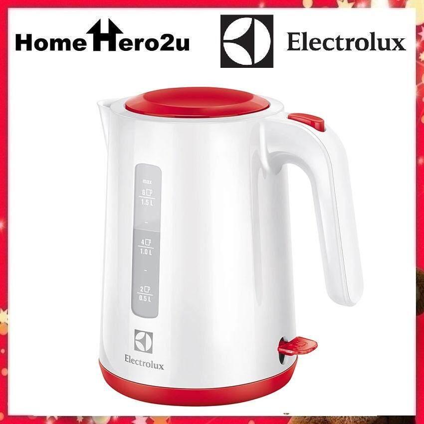 Electrolux EEK-3200R Stainless Steel Jug Kettle - Homehero2u