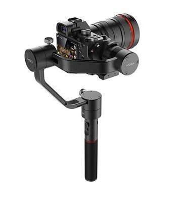 MOZA Air 3-Axis Handheld Gimbal Camera Stabilizer+Dual Handle Set For Mirrorless Cameras and most DSLRs