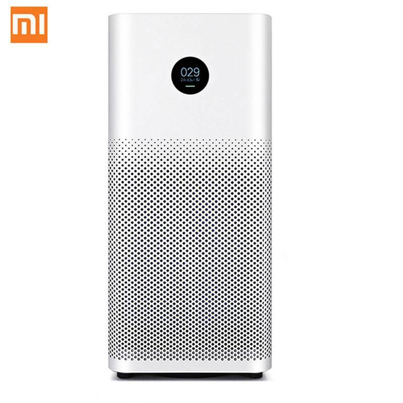 ยี่ห้อนี้ดีไหม  บุรีรัมย์ Xiaomi Mijia 2 S Low Noise เครื่องกรองอากาศ 3 ขั้นตอนระบบตัวฟอกอากาศพร้อมไฟกลางคืน