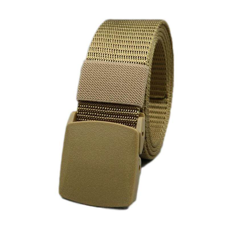 Luxury Smart N2 Automatic Buckle Canvas Belt