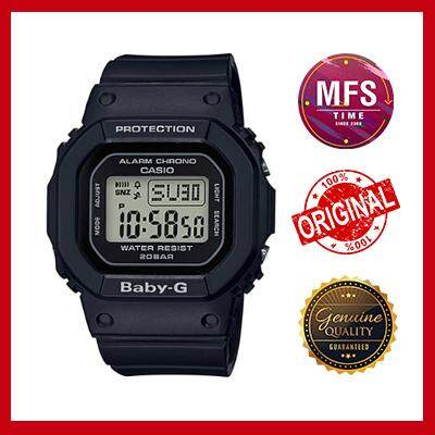 Casio BB-G BGD-560-1 Black Matte Standard Digital Shock Resistant LED Watch