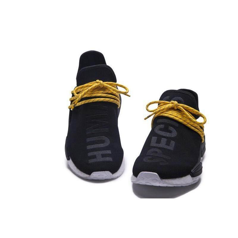 SLK Asli Pharrell Williams Adidas Asli Ras Manusia NMD Real Meningkatkan  Sepatu Lari HRN6 300d376ab9