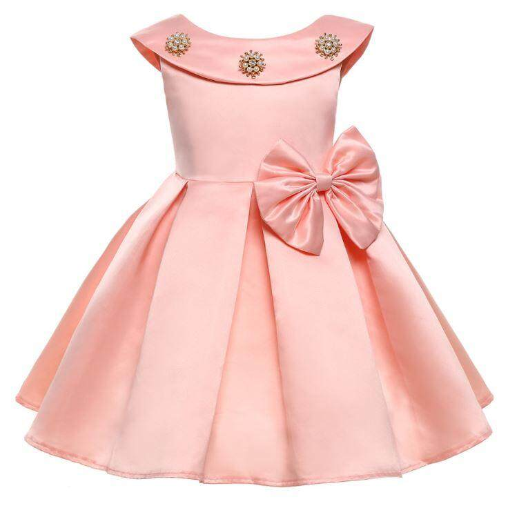 ANEMONE Kids Girl Princess Dress Party Dress Wedding Dress Birthday Dress