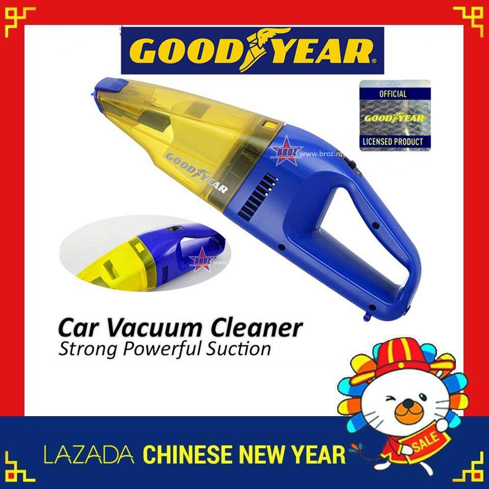 Broz Goodyear GY-2003A Car Vacuum Cleaner