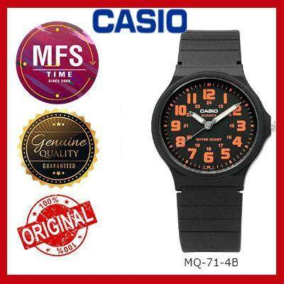 (2 YEARS WARRANTY) CASIO ORIGINAL MQ-71 SERIES UNISEX KID'S WATCH