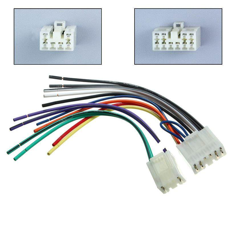 Cd Player Wire Harnes Connector