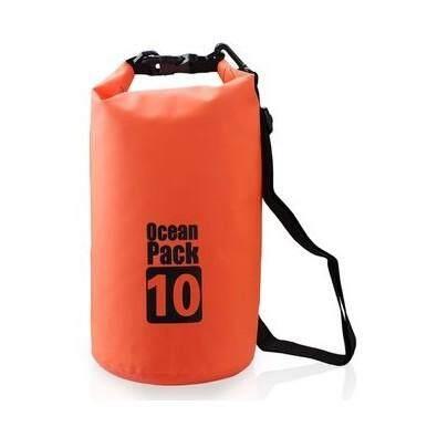 Diving - EcoSport Ocean Dry Bag - [10L-YELLOW / 15L-YELLOW / 20L-YELLOW / 10L-BLUE / 15L-BLUE / 20L-BLUE / 10L-BLACK / 15L-BLACK / 20L-BLACK / 10L-PINK / 15L-PINK / 20L-PINK / 10L-RED / 15L-RED / 20L-RED / 10L-ORANGE / 15L-ORANGE / 20L-ORANGE]
