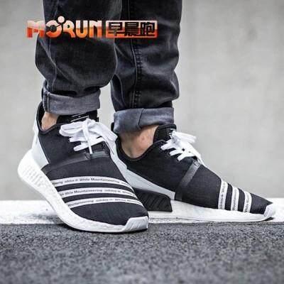 การใช้งาน  พัทลุง 2018 [คลังสินค้าพร้อม] รองเท้า Adidas X NMD R2 Boost ผู้หญิงผู้ชายรองเท้าผ้าใบ