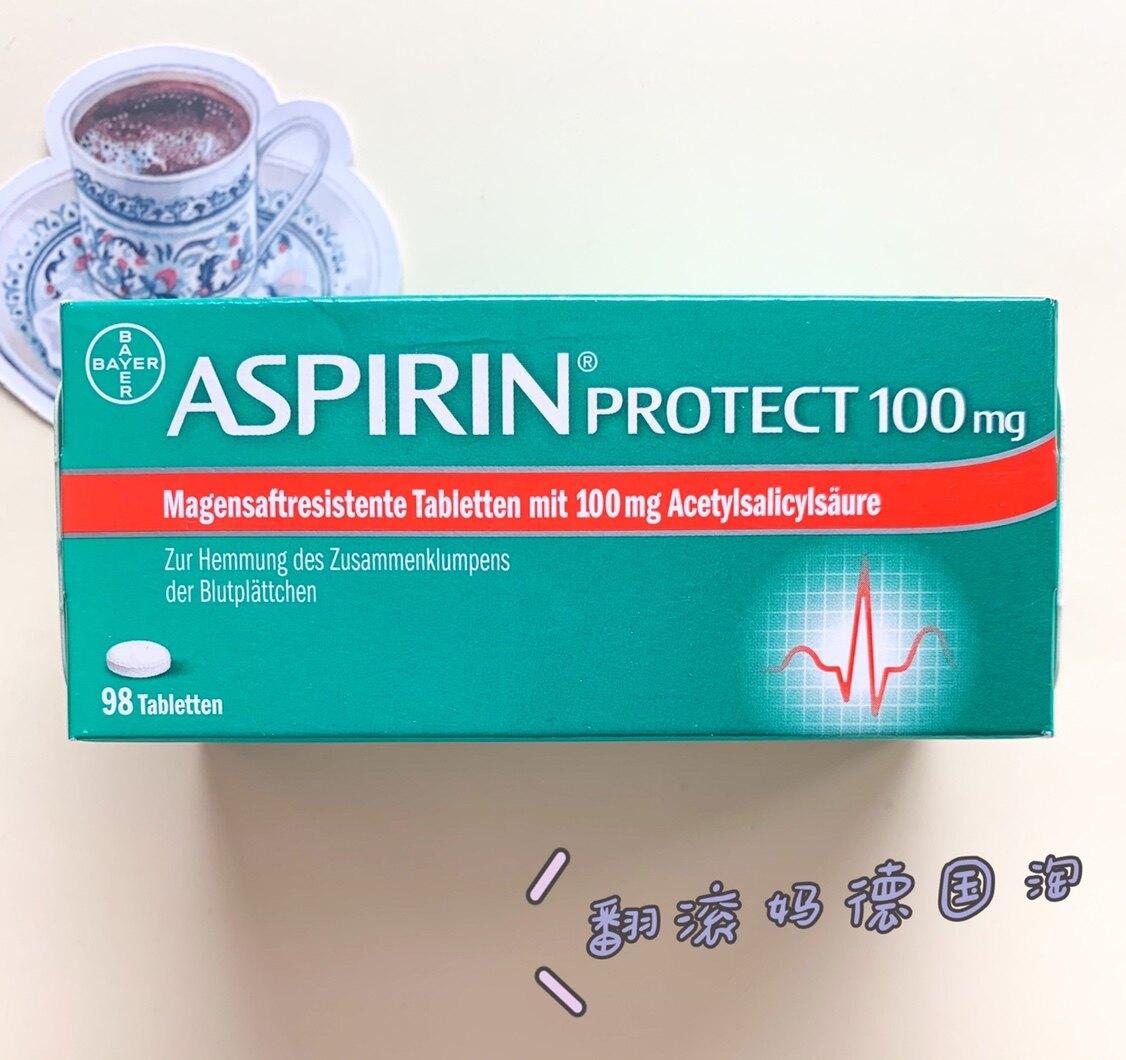 Bayer Enteric Aspirin Bảo Vệ 100 Mg 98 Viên Nang Ở Đức