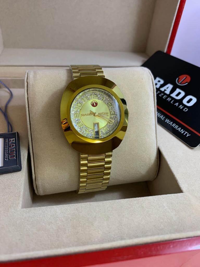 (Quality Guaranteed)R a d o Men DiaStar Automatic Watch Value Buy