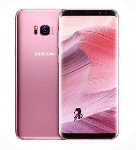 Samsung Galaxy Note 8 [6GB RAM/64GB ROM] Original Samsung Malaysia Set (Soft Pink)