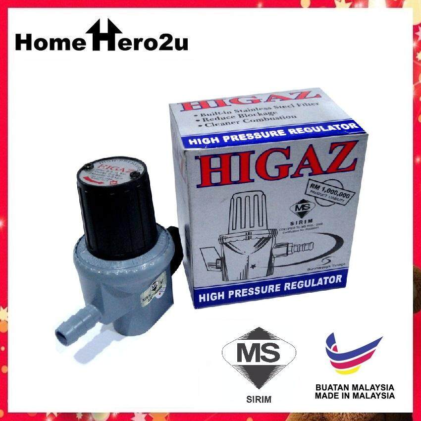 Higaz 181 High Pressure Gas Regulator - Homehero2u