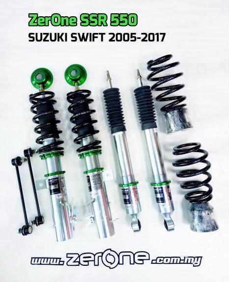 ZERONE SSR550 SUZUKI SWIFT 11+