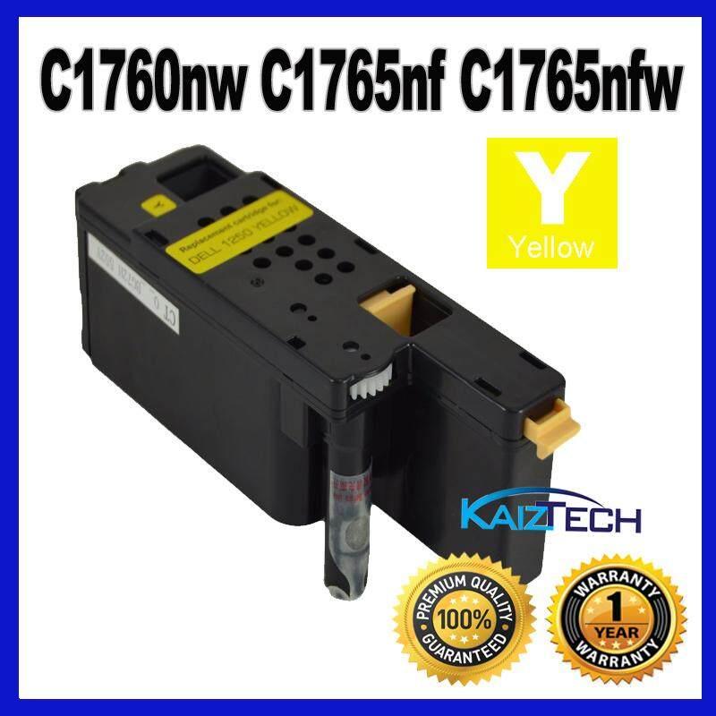 AAA Super Grade DELL C1760nw C1765nf C1765nfw Premium Toner Set Cartridge C1760 1765 1760