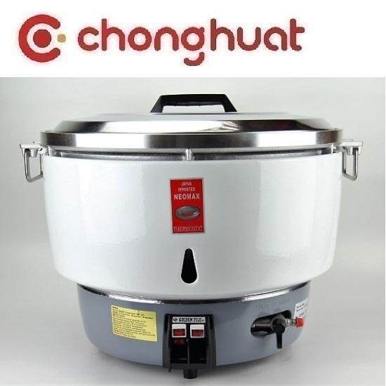 Golden Fuji HR-60 Gas Rice Cooker - 10L