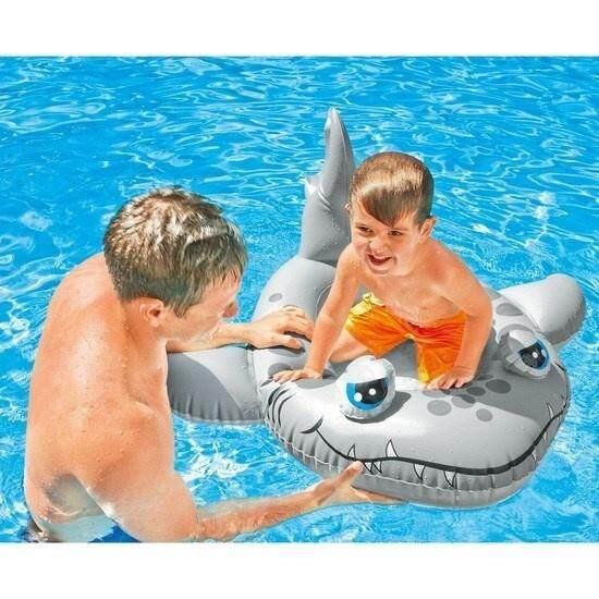 Intex Inflatable Boat Pool Cruisers Shark