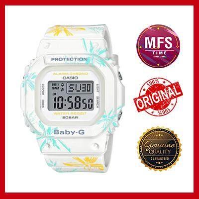 Casio BBG BGD-560CF-7 Summer Flower Pattern Watch