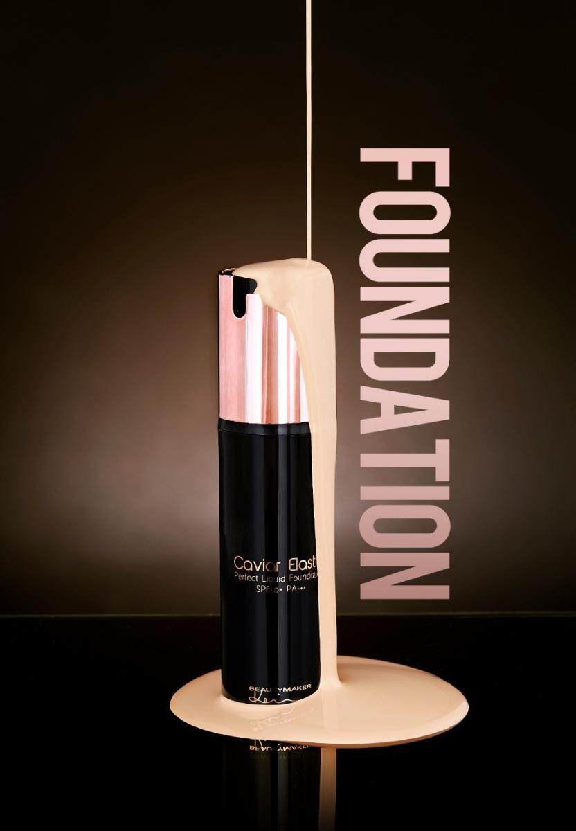 BeautyMaker Caviar Elastic Perfect Liquid Foundation