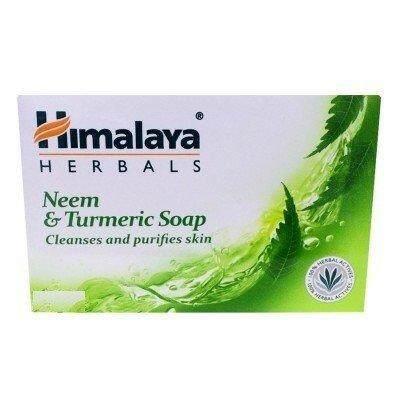 Neem and Turmeric Soap 100% original and genuine
