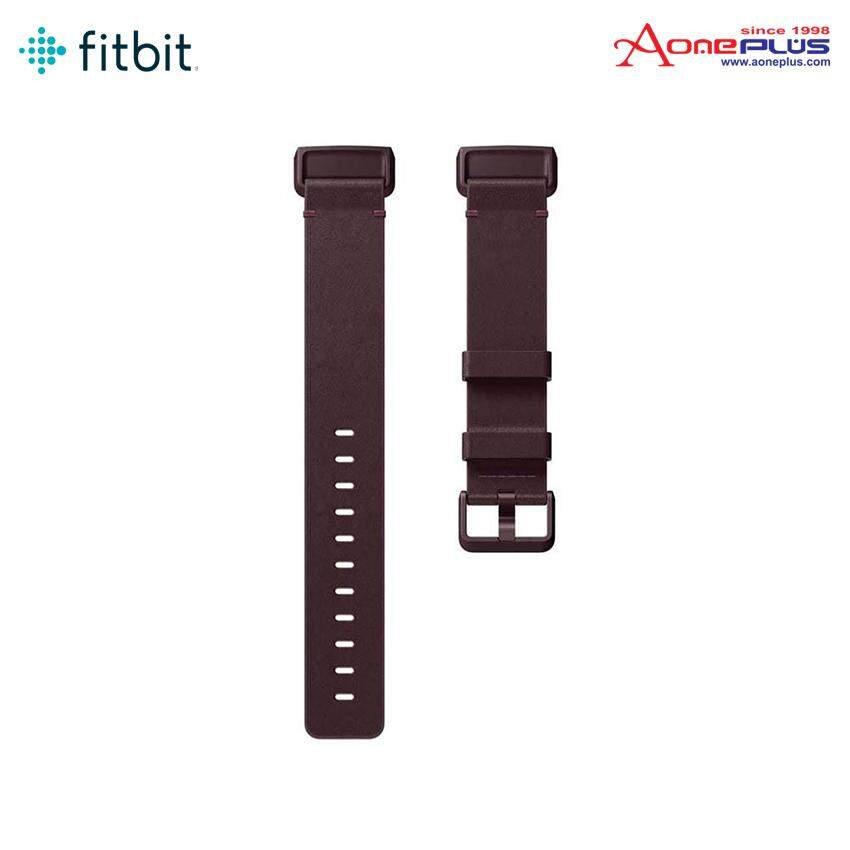 Fitbit Charge 3 Special Edition Fitness Activity Tracker (Lavender Woven) +  Plum Leather Band