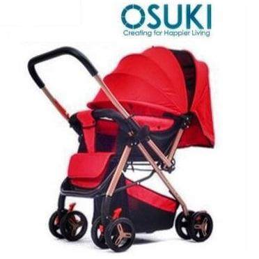 OSUKI Foldable Baby Stroller (Front/Back Facing)