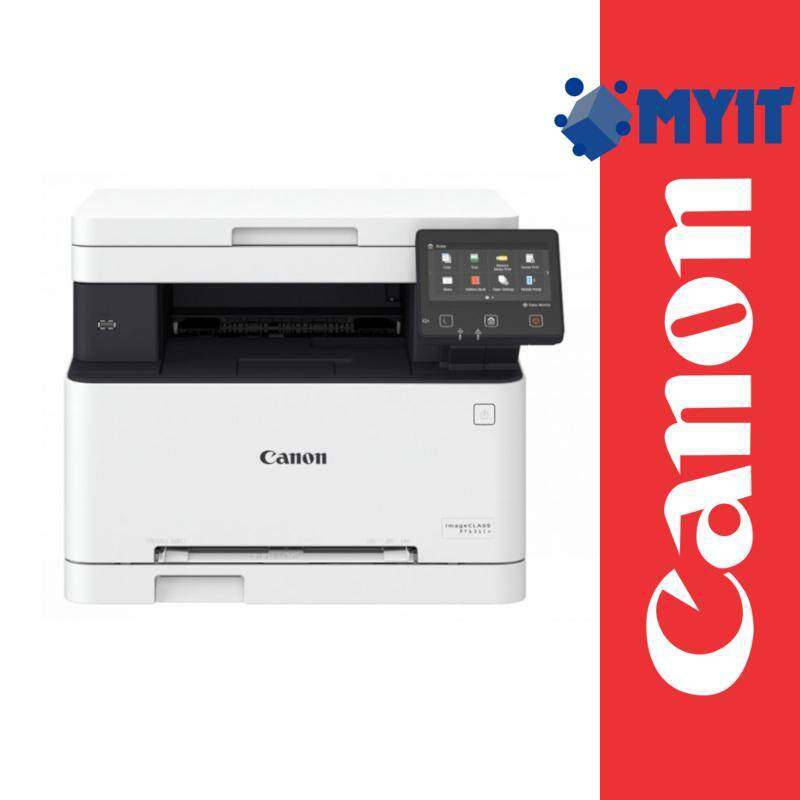 Canon imageClass MF631Cn 3 in 1 Color Laser Printer A4 Printing Ethernet Wired Network (Print / Scan / Copy)