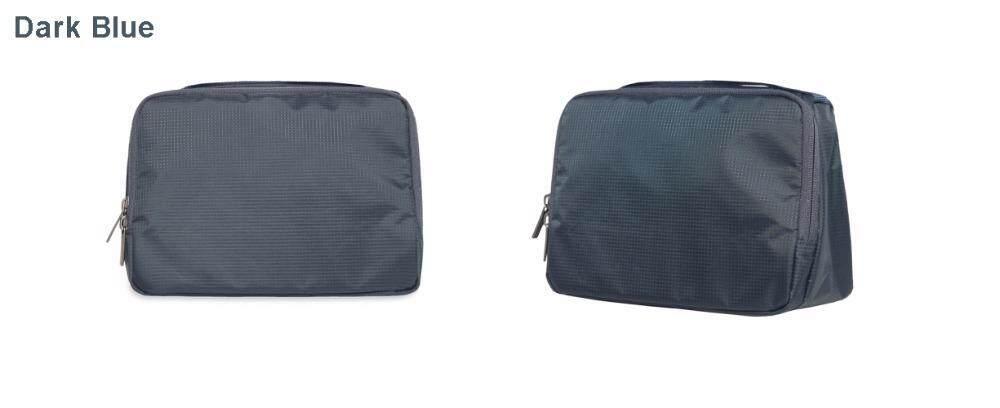 [READY STOCK]Original Xiaomi 90fun Makeup Bag Cosmetic Case 3L Capacity Handbag Travelling Bag Men Wash Bag Rylon Waterproof Storage bag