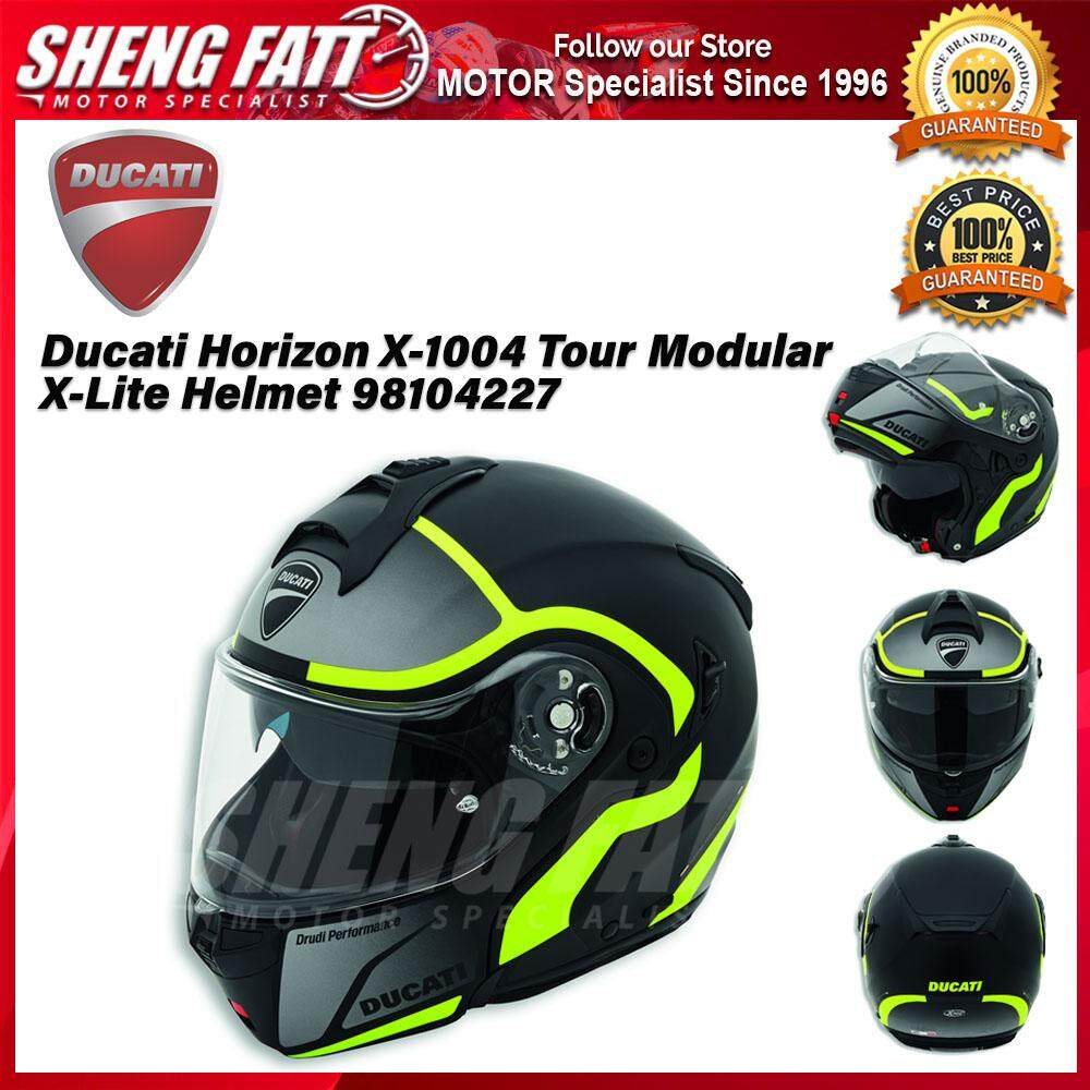 Ducati Horizon X-1004 Tour Modular X-Lite Helmet 98104227 - [ORIGINAL]
