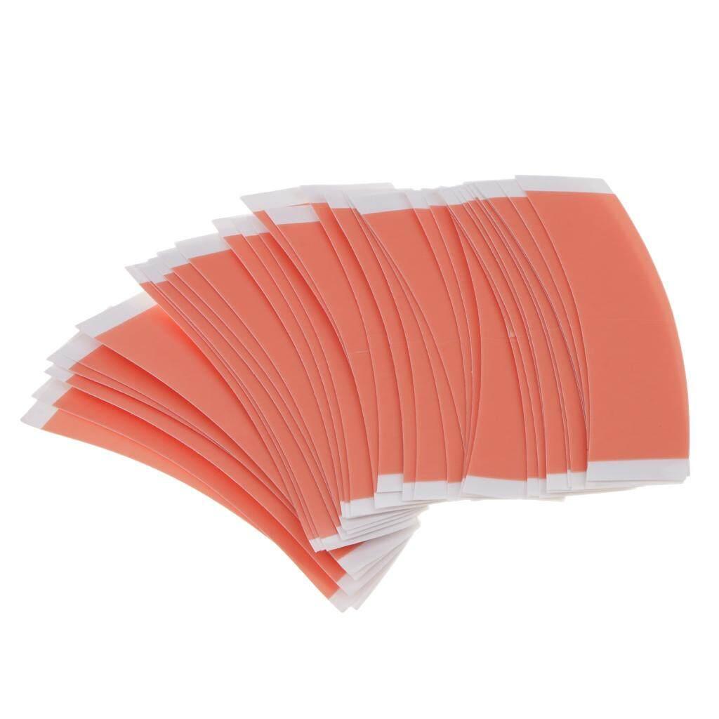 ... Baosity 36 Pcs Renda Depan Dukungan Kekuatan Ganda Sisi Perekat Selotip untuk Toupee Wig - 5