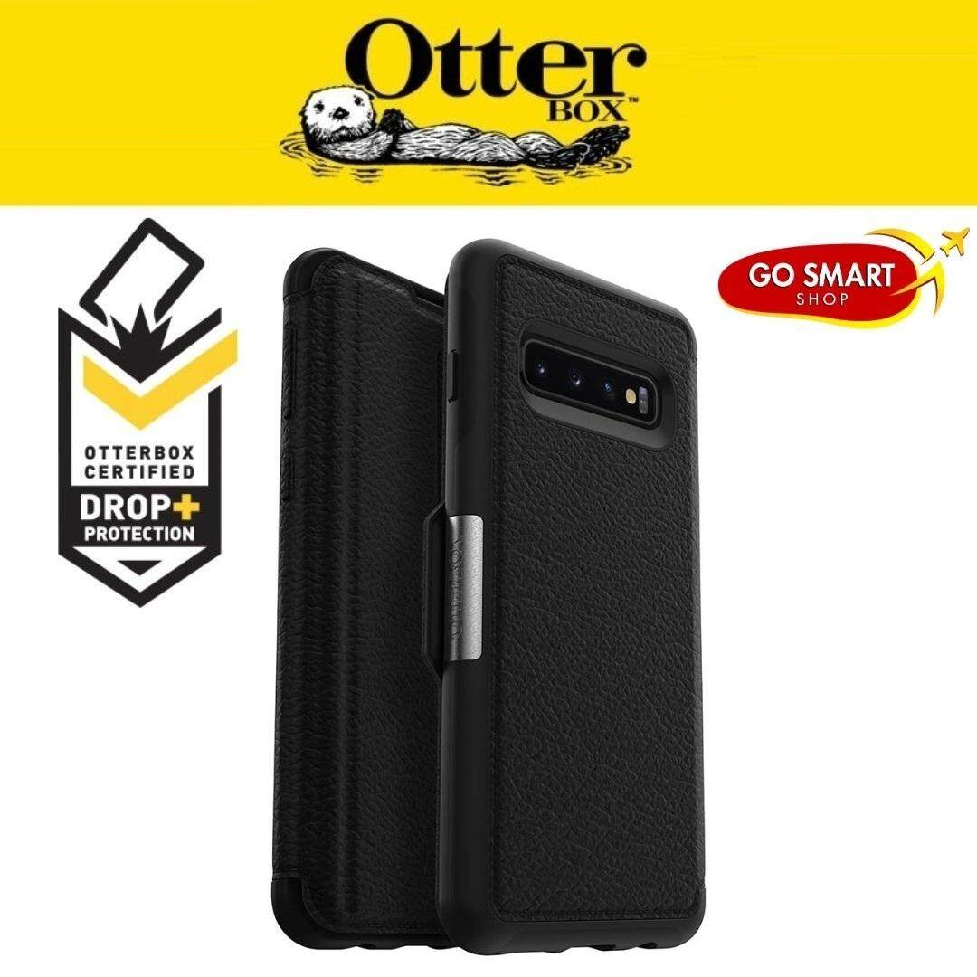 OtterBox Strada SERIES Case for Samsung Galaxy S10 Black With 1 Year Warranty