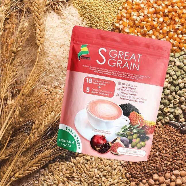 Surya S Great Grains Makanan Sunnah 30g X 15packs