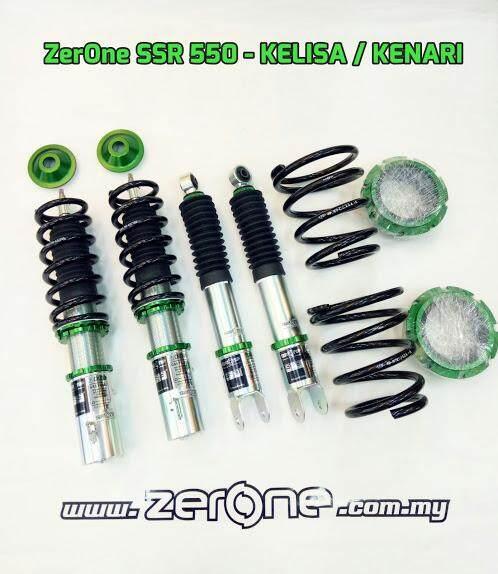 ZERONE SSR550 PERODUA KENARI / KELISA