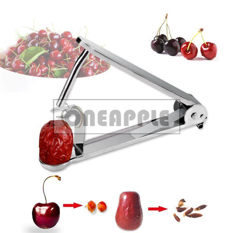 Stainless Steel Fruit Seed Remover 红枣核去心神器